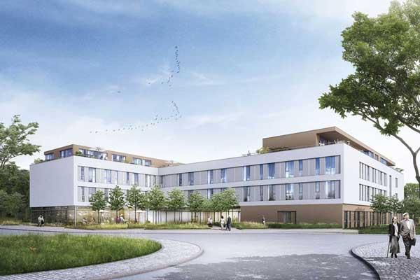 Seniorenheim - Pflegeimmobilien - Pflegeappartments